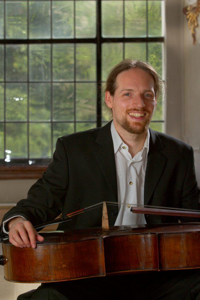 Jan Menzel Cellounterricht
